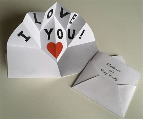 how to make a thank you pop up card expanding pop up make a thank you card or note which