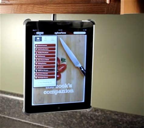under cabinet ipad mount ipad cabinet mount home design