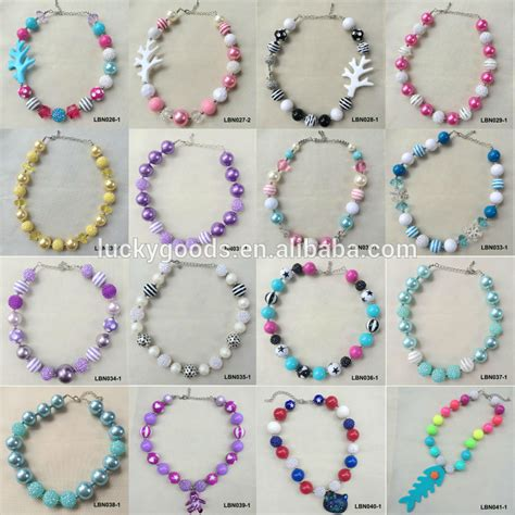 Tell Us Which Jewelry You Like Best And Win by Wholesale New Design Beautiful Bead Necklace For