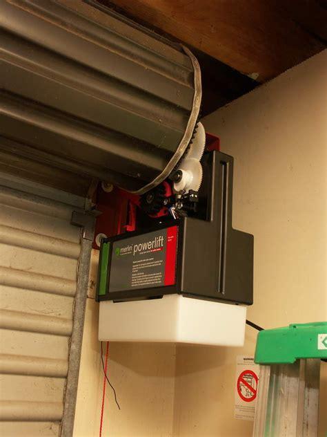 Electric Roll Up Garage Door Openers by Garage Door Opener
