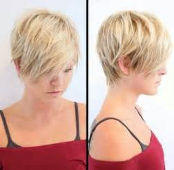 Short hairstyles for winter textured layered haircut source