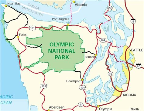 olympic national park map pull on superman s cape olympic national park hurricane ridge