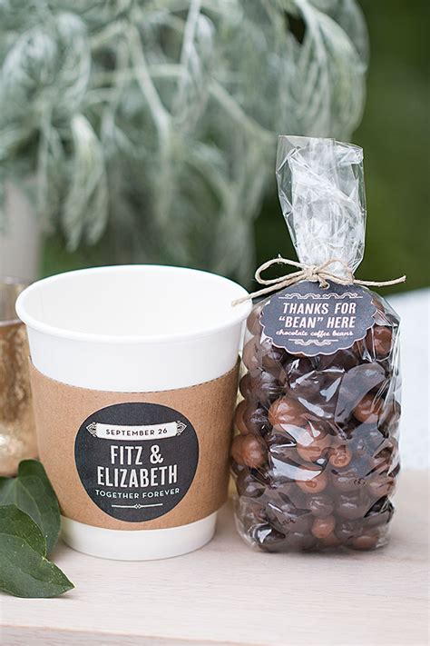 Wedding Favors Coffee by Wedding Favor Friday Chocolate Covered Coffee Beans