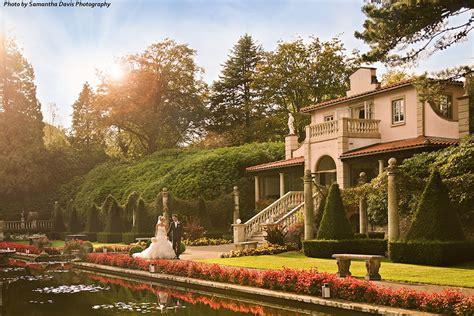 Wedding Venues Uk by The Italian Villa At Compton Acres A Multi Award Winning