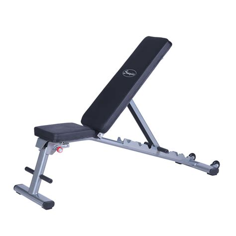 Weight Bench Incline Decline by New Adjustable 7 Position Weight Bench Incline Decline