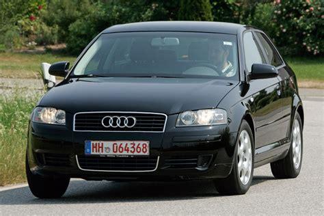 Audi Gebrauchwagen by Gebrauchtwagen Test Audi A3 Bilder Autobild De