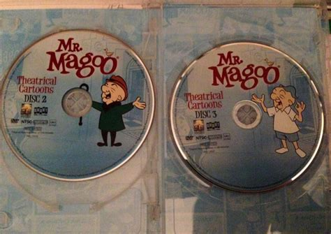 Dvd M 228 Rchen Box Dvd Review Mr Magoo Theatrical Collection Indiewire