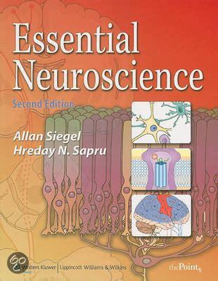Cd E Book Basic Clinical Neuroscience 3e bol essential neuroscience allan siegel hreday n