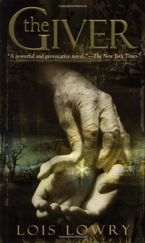 the giver picture book the giver by lois lowry children s literature