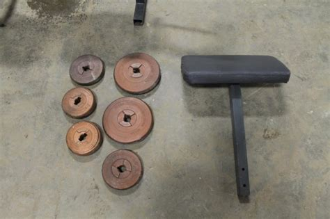 total sports america bench lot 292 tsa total sports america weight bench