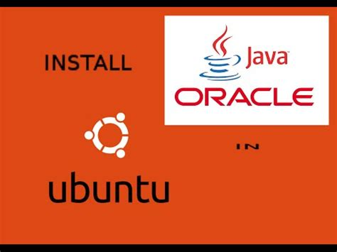 how to install jdk in ubuntu installing oracle java jdk in linux doovi