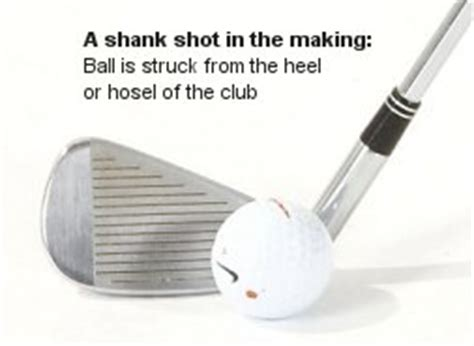 golf swing shank causes golf shank fix drill 1 free online golf tips
