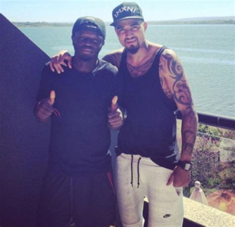 Executive House Plans Kevin Prince Boateng And Sulley Muntari Sent Home From