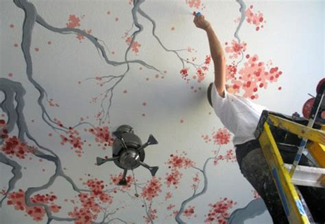 Painting On Ceiling by Ideas For Painting Your Ceiling Painters Of Louisville