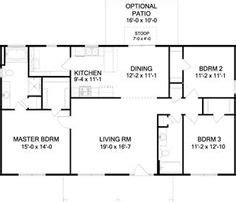 Slab Home Plans House Plans On Pinterest Modular Homes House Plans And