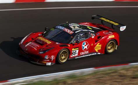 12 Hour Run and Done, Maranello Ferrari wins   Liqui Moly