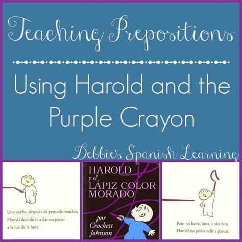 libro harold and the purple m 225 s de 1000 im 225 genes sobre teaching spanish en espa 241 ol idioma y partes del cuerpo