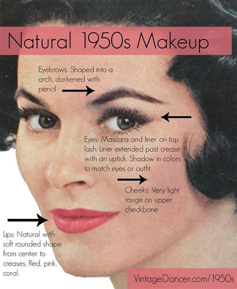 vintage makeup tutorial 470 best images about vintage makeup on pinterest