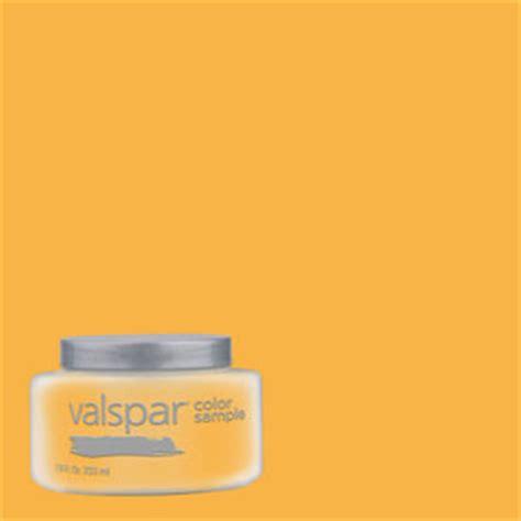 shop valspar 8 oz brushed orange interior satin paint sle at lowes