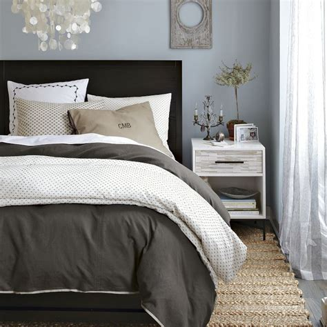 west elm bedding west elm swiss dot bedding bedroom pinterest