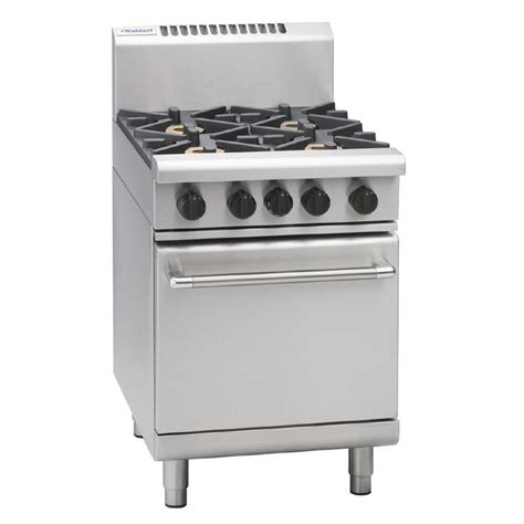 Oven Gas Lpg waldorf by moffat 4 burner lpg gas oven range rn8410g commercial cooking unit ebay