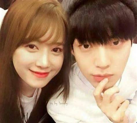 goo hye sun married goo hye sun ahn jae hyun confirm marriage news k