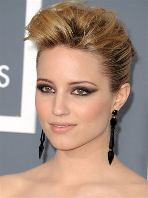 Silly Makeup At The Grammys by Grammys 2011 The Must See Looks Peinados