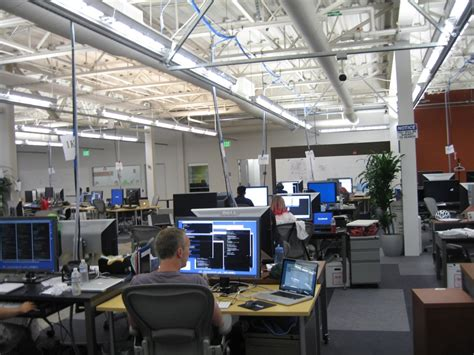 Facebook Offices | behold the new facebook headquarters techcrunch