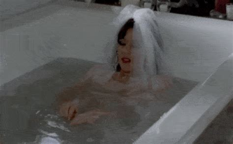 new girl bathtub morello gets emo in the bathtub season 2 the most