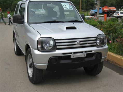 Suzuki Cars 2003 2003 Suzuki Jimny Pics 0 7 Gasoline Manual For Sale
