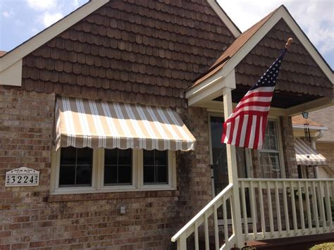 awnings richmond va awnings by virginia canvas virginia canvas products
