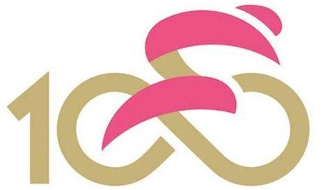 d italia logo giro d italia 2017 ecco il logo ufficiale centenario