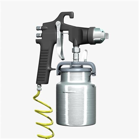 spray painting 3ds xl 3ds max paint spray gun