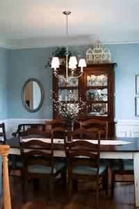 blue paint for dining room blue dining room valspar seaside villa paint decor