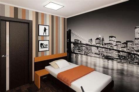 papier peint chambre ado york d 233 coration chambre ado papier peint skyline rayure des