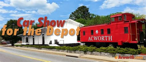 car show for the depot acworth