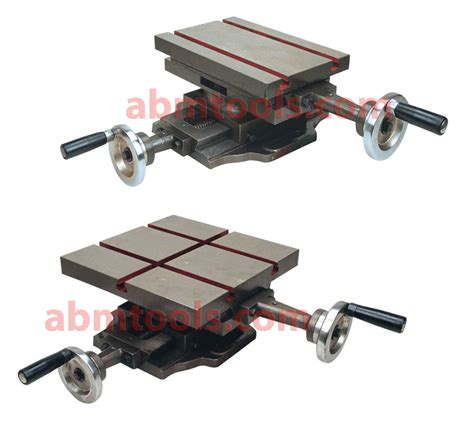 Catok Putar Hevy Duty 6inci compound sliding table