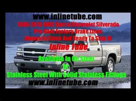 chevy silverado and gmc sierra brake problems page 5 it s rusted underside of the 2001 gmc sierra how to