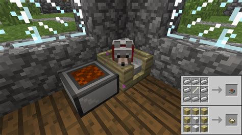 how do you craft a bed in minecraft doggy talents minecraft mods