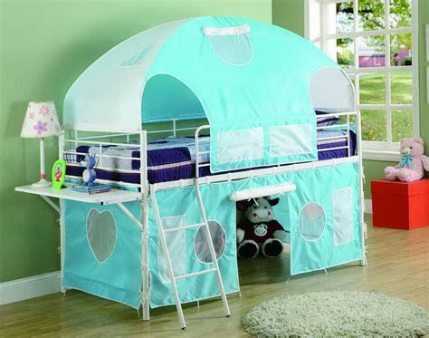 bunk bed tent only bunk bed tents and curtains home design ideas
