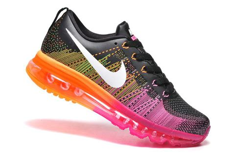 Nike Air Max 90 Flyknit Pinkblack P 1229 by Nike Roshe Two Cheap Black New Nike Flyknit Air Max