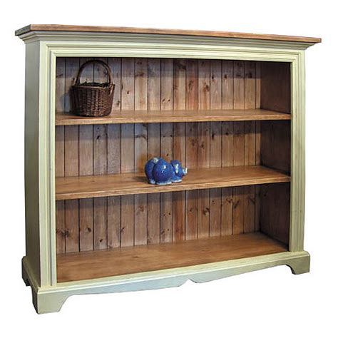 french country furniture small bookcase made in the