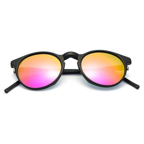 0204s Pink Pink Mirror Lens kyme sunglasses miki black sunglasses pink mirror lens accessories