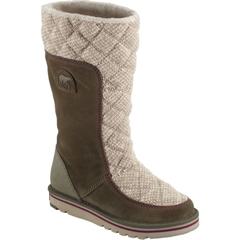 knit boots womens sorel cus knit boot s backcountry
