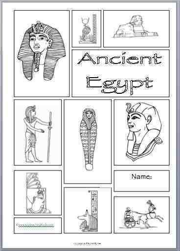 printable egyptian numbers egyptians top teaching tools