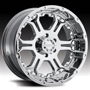 Gear Alloy Truck Wheels Gear Alloy 715c 715 Recoil Chrome Custom Rims Wheels