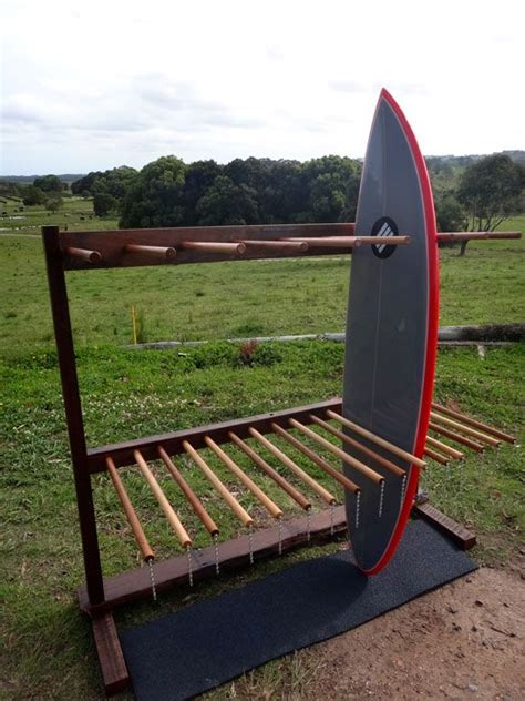Surfboard Bike Rack Diy by Best 25 Surfboard Rack Ideas On Surfboard