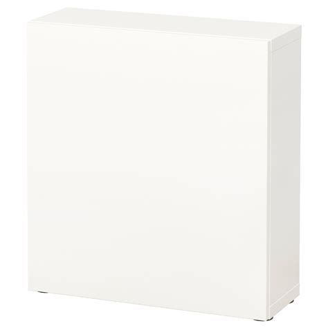 besta 60x20x64 best 197 shelf unit with door lappviken white 60x20x64 cm ikea