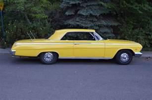 1962 chevy impala ss 327 sport runs great original