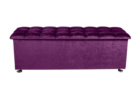 Purple Storage Ottoman Storage Ottoman Purple Ospdesigns Purple Storage Ottoman Met804v Pb512 The Home Depot Angelo